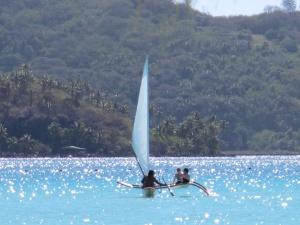 Canoa Polinesia