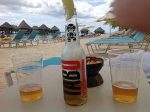 Tabu - cerveja polinésia
