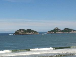 Relaxando na Barra da Tijuca