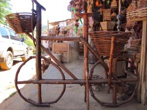 Lojas de artesanato local