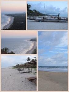 Praias de Serra Grande