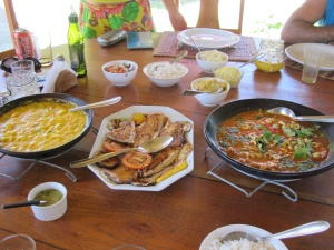 Barra Grande - restaurante Donanna