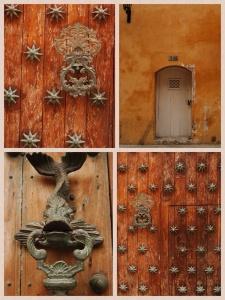 Detalhes das portas