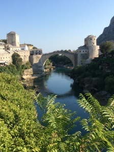 Ponte da Cidade de Mostar, Patrimônio da Humanidade