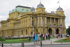 Teatro Nacional da Croácia