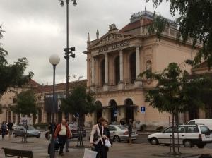 Estação de Trem em Zagreb
