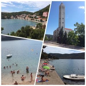 Neum, única cidade litorãnea da Bósnia e Herzegovina