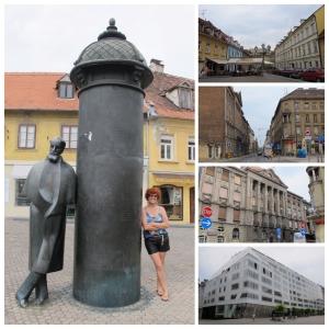 Ruas de Zagreb