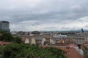Vista da Cidade, da Igreja de Sta. Catarina