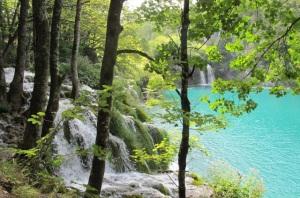 A beleza dos Lagos e cachoeiras de Plitvice