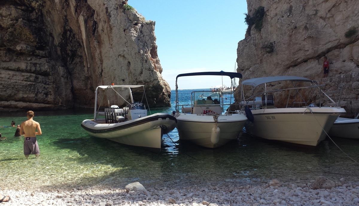 HVAR - a ilha mais famosa da Croácia